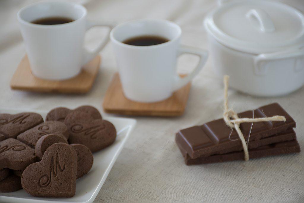 Biscoito Sem Glúten Doce Sabor Chocolate - Foto: IC Fotografias