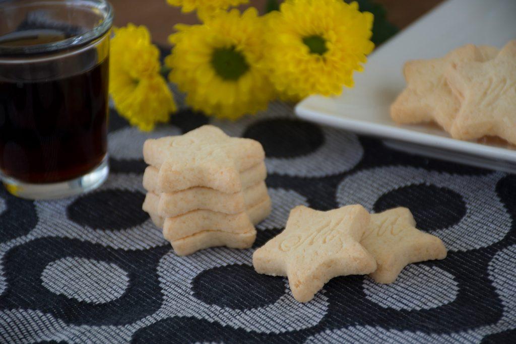 Biscoito Sem Glúten Doce Sabor Côco - Foto: IC Fotografias