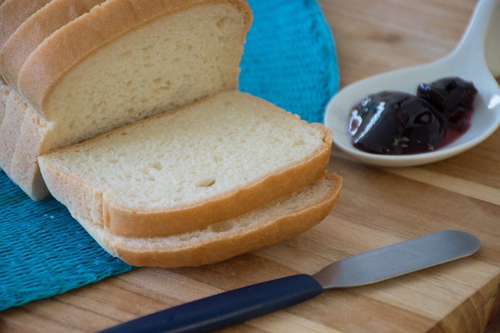 Pão de Forma Sem Glúten - Foto: IC Fotografias